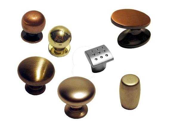 kovové knopky