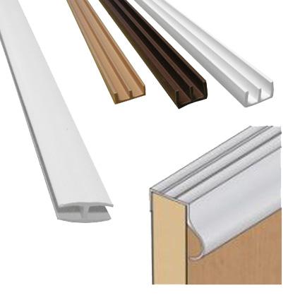 plastové a hliníkové profily